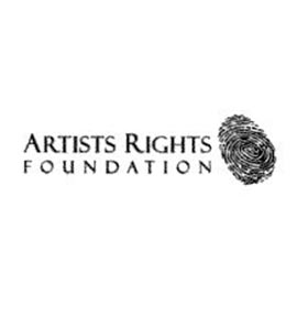 Artists Rights Foundation Logo concept