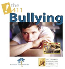 The 411 on Bullying cover