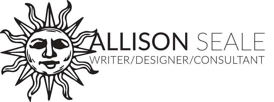 Allison Seale | Writer | Presentation Designer